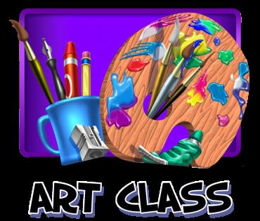 October 26, 2017 Art Class with Anna