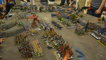 Warhammer Battle May 12, 2107