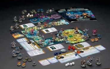 Special Warhammer Battle. June 9, 2017